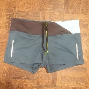 Nike Sz S Dri-fit Spandex Running Shorts